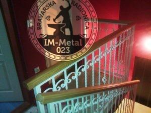 Unutrašnja ograda za stepenište - 001